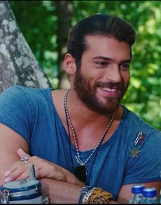 Can Yaman in the water Turkish Men, Turkish Actors, Little Bit, Beard Lover, Awesome Beards, Raining Men, Hot Actors, Interesting Faces, Attractive Men