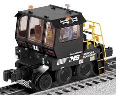 Lionel Trains | ... Scale Trackmobile | 38806 | O Scale | LIONEL TRAINS | TrainWorld