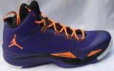 e2e9fea38bc3 Jordan Super.Fly 2 - Purple - Orange - Black - SneakerNews.com