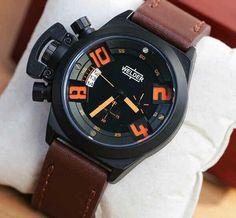 welder crono aktif kaca bias biru strap expedition model 350.000  order : 5257ea0b  jam tangan pria jam tangan keren jam tangan cowok