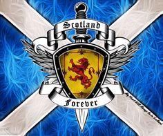 Scottish and Proud