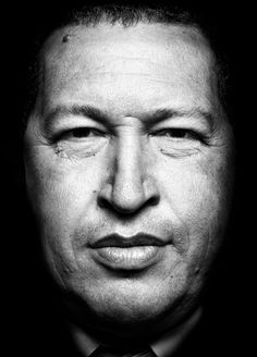 Hugo Chávez (President of Venezuela), by Platon Antoniou.