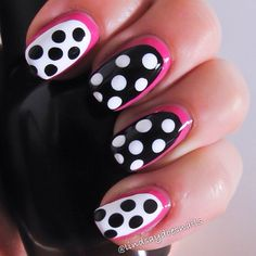 Instagram photo by lindsaydoesnails #nail #nails #nailart