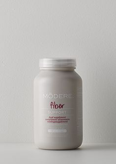 Fiber   Ourenhanced fiber supplement. £10.76£8.97(VAT Excl.) £0.12/capsule Maintain your natural rhythm.Simple, easy way to stay on top of your fibre intake This is more than just your average fiber supplement--Modere Fiber contains fiber helping to maintain your body's natural rhythm.