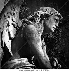 stone angel cemetery - Google Search