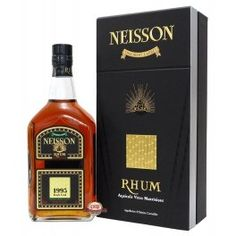 #neisson #1995 #vintage #rhumagricole #velier #48° #martinique
