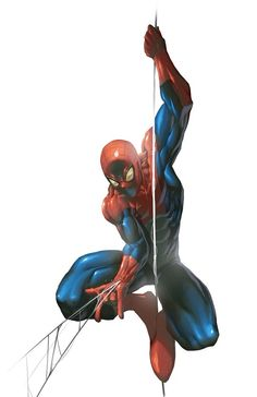 Spider-Man by Brian Fajardo *