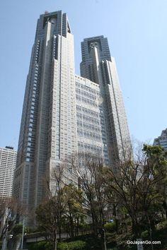 Tokyo Metropolitan Government Building Nishi Shinjuku