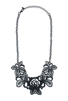 Type 4 Black Widow Necklace - New Arrivals