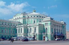 TheMariinskyTheater ~ is a historic theater of opera and ballet. Opened in 1860, it became the preeminent music theater of late 19th century Russia, where many of the stage masterpieces of Tchaikovsky, Mussorgsky, and Rimsky-Korsakov received their premieres. The Mariinsky Theater is home to the Mariinsky Ballet, Mariinsky Opera and Mariinsky Orchestra. #St_Petersburg #Mariinsky_Theater
