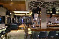 The Karma Café Bar Club by Zisis Papamichos Architects and Partners, Lefkada Island - Greece