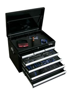 Sp Tools, Tool Organization, Tool Box, Drawer, Improve Yourself, Toolbox, Drawers, Chest Of Drawers, Tool Cabinets