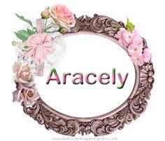 BANCO DE IMÁGENES: Postales con flores y nombres de mujeres (busque o pida el suyo)
