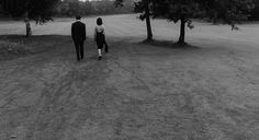 LA NOTTE [1961] Directed by Michelangelo Antonioni, cinematography by Gianni Di Venanzo