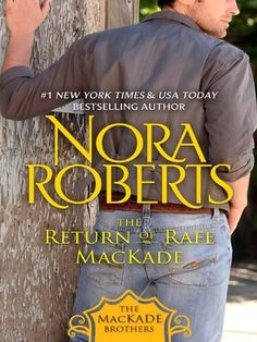 """From the beloved, #1 New York Times bestselling author who the New Yorker called """"America's favorite novelist"""" comes a love story for the ages. When former bad boy Rafe MacKade comes home to fix up an old inn, sparks fly with fetching furniture restorer Regan. ($1.99)"""