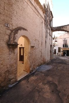 Comune di Alessano Lecce, Puglia
