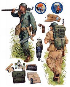 South Africa Infantry WW2 uniforms - North Africa | World ... Морская Пехота США Форма