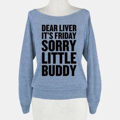 Dear Liver | HUMAN
