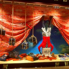 LK By Lincoln Keung: Harvey Nichols Visual Merchandising -- Pacific Place in Hong Kong