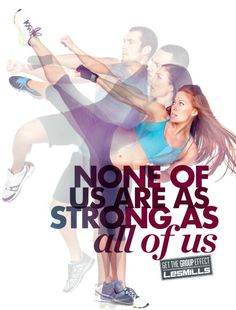 Group Effect Les Mills Daily Motivation, Fitness Motivation, Exercise Motivation, Group Fitness, Health Fitness, Les Mills, Workout Posters, Sports Graphics, Stay Fit