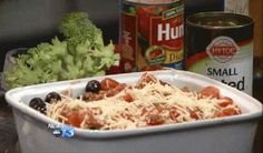 Vegetables Alla Napoli - WLOS News13 - Community - Carolina Kitchen