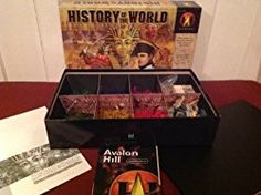 Looking for a game to add to your stash? This list of the top 20 history board games will make game night a blast, for all ages!