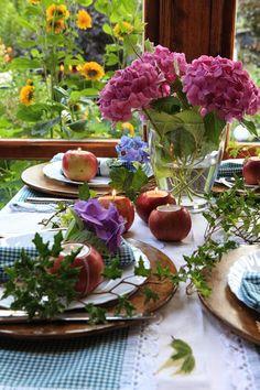 Autumn #tablescape