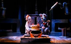 ChiIL Mama: ChiIL Mama's Puppet Fest Picks: Plastique and The Sorcerer's Apprentice at Adventure Stage Chicago