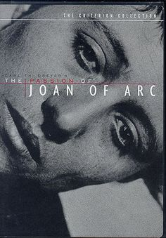 The Passion of Joan of Arc (SILENT): The Criterion Collection DVD (Her eyes in this movie ... there are no words!)