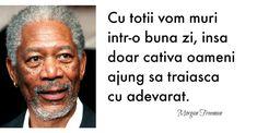Morgan Freeman, Alba, Spirituality, Spiritual