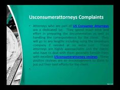 #usconsumerattorneys_Complaints #usconsumerattorneys_Negative_Reviews