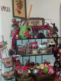 My Apple Kitchen Decor