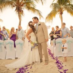 I wish I would have got a shot like this as we were leaving the ceremony.  To me it is a must have.  @segod
