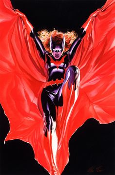 Batwoman by Alex Ross