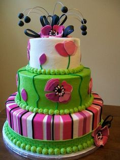 cute adult cake