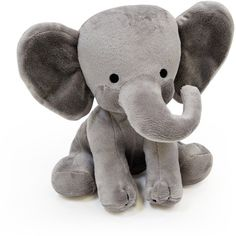 Bedtime Originals Plush Toy, Humphrey Elephant (£17) ❤ liked on Polyvore featuring baby, toys and baby boy