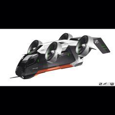 """Tiltrotor V/STOL KA-100 #sketch  #concept #doodle #art #draw  #future #vision #tiltrotor #plane #helicopter #speed #air  #photoshop #brush #technic…"""