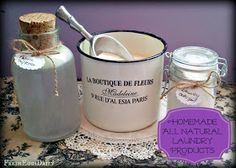 Fresh Eggs Daily®: DIY Homemade All Natural Laundry Products