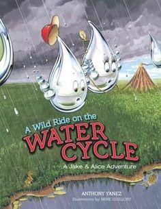 Its no wonder that meteorologist Anthony Yanez is a favorite with teachers. He knows just how to make the science of weather come alive for kids. He takes complicated topics, like the water cycle, and