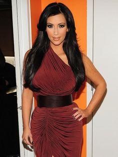 Celebrity Lookbooks: Kim Kardashian at Rachael Ray Show, New York