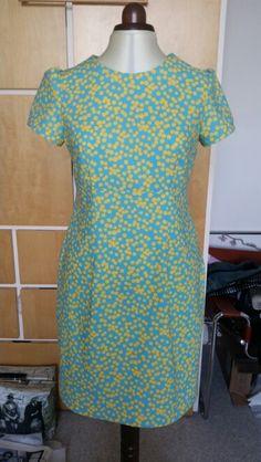 Megan dress @TillyButtons love