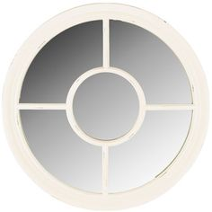 Get Round Somerford Wooden Wall Mirror online or find other Wall Mirrors products from HobbyLobby.com