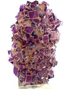 Fluorite - Polish Prodigy Pocket, Okorusu mine, Otjiwarongo District, Namibia Spectacular specimen from a one time find known as the 'Polish Prodigy' pocket, collected in 2010 and released for the first time in the 2017