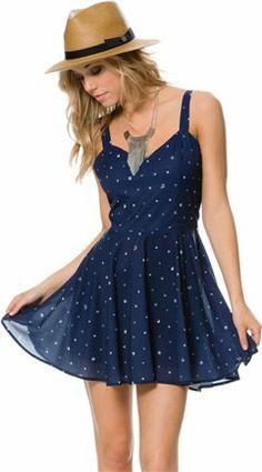 Rhythm Yayoi Tie dress. http://www.swell.com/New-Arrivals-Womens/RHYTHM-YAYOI-TIE-DRESS?cs=NV