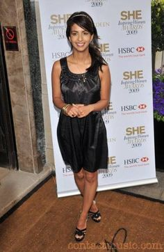 Konnie Huq Pictures: On The Job