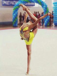 Alexandra Soldatova - Rhythmic Gymnastics