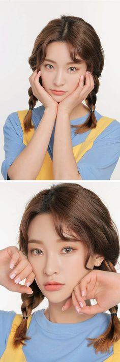 3CE BLOTTING POWDER - Face - Makeup - STYLENANDA - Model - Korean Model - Ulzzang - Byun Jung Ha - Byeon Jung Ha