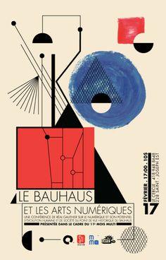 Bauhaus et les arts numériques