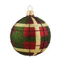 Bombka Szklana 8 Cm 1 Szt Recznie Dekorowana Mix Bombki I Ozdoby Choinkowe W Atrakcyjnej Cenie W Sklepac Christmas Bulbs Holiday Decor Christmas Ornaments