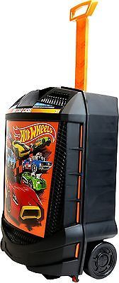 Hot Wheels 100 Car Case   Item Conditions: Factory Sealed, Brand NEW   > Features: Hot Wheels Storage Case that can be use at home or on